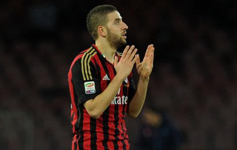 Taarabt già in un record rossonero: è nel podio dei goal più veloci segnati all'esordio   Milanista X Sempre   Scoop.it