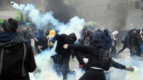 Chile red-hot as student protest turns violent (VIDEO) | Student Protest | Scoop.it