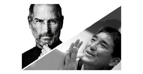 Guy Kawasaki: Lessons from Steve Jobs | On Leaders and Managers | Scoop.it