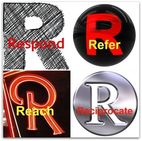 Want more business? Remember the 4 Rs of Marketing - Martha Spelman | MoreMarketing | Scoop.it