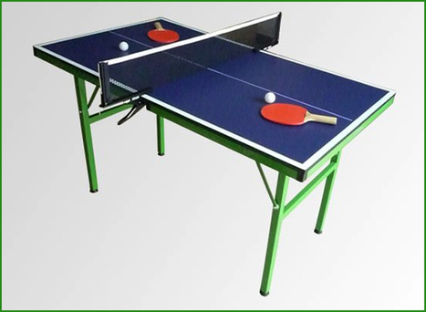 What are the key accessories for table tennis / DietKart Official Blog | Fitness | Scoop.it