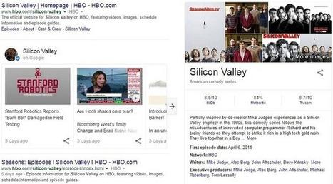Google teste Instant Content pour héberger les contenus dans les résultats | Référencement internet | Scoop.it