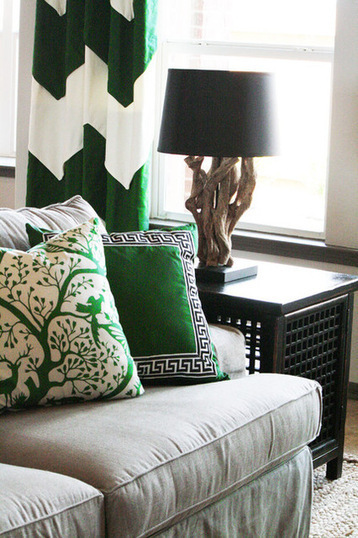 Mix Pillow Patterns Like a Pro: 17 Foolproof Themes | Designing Interiors | Scoop.it
