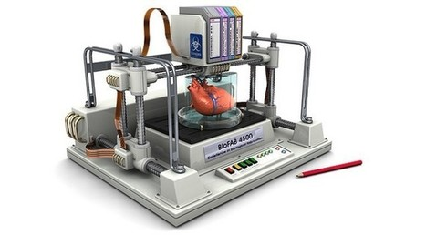 The first 3D-printed human stem cells   ExtremeTech   AutodeskHelp   3D Printing News   Scoop.it