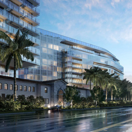 First Look At Starchitect Richard Meier's Surf Club Addition | Miami Dade County Real Estate | Scoop.it