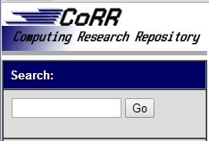 CoRR - Computing Research Repository | Working and Living in Virtual Worlds | Scoop.it