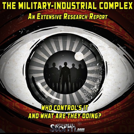 Who Really Owns and Controls the Military-Industrial Complex and What Are They Doing? – An Extensive Research Report | Prepping and Thriving via Smart Simple Living | Scoop.it