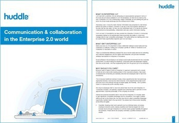Communication and collaboration | White paper | The entrprise20coil | Scoop.it