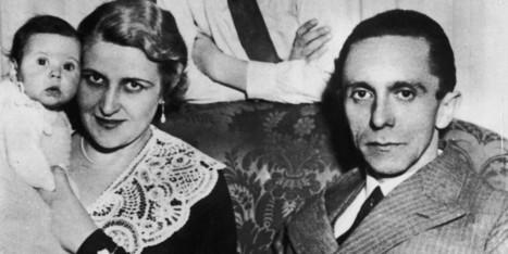 La mujer de Goebbels era judía | Enseñar Geografía e Historia en Secundaria | Scoop.it