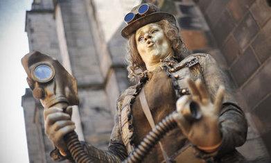 Sharon Gosling's top 10 children's steampunk books | LibraryLinks LiensBiblio | Scoop.it