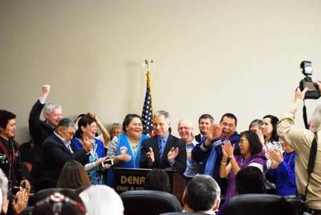 Alaska Native Language Bill Becomes Law | 500 Nations | Scoop.it