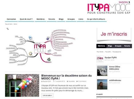 ITyPA saison 2 : le site est ouvert | Apprentissage collaboratif | Scoop.it