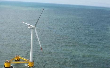 Plus productive, plus discrète, plus écolo: L'éolienne flottante pourrait être l'avenir des fermes offshore   Toulon Alliance Écologiste Indépendante   Scoop.it