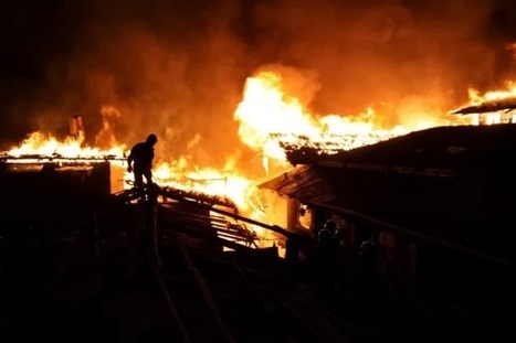 Night fire destroys ancient Tibetan town in China | The Archaeology NEws Network | Asie | Scoop.it