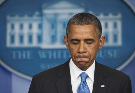"""Obama: """"Trayvon Martin could have been me 35 years ago"""" 