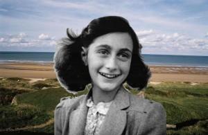 La joie d'Anne Frank pendant le débarquement en Normandie | Histoire Normande - 1100 ans d'histoire de la Normandie « Histoire Normande - 1100 ans d'histoire de la Normandie | GenealoNet | Scoop.it