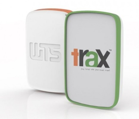 Trax GPS tracker locates kids and kitties | Cats Kitties Felines | Scoop.it