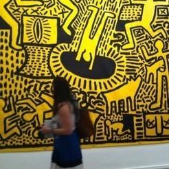 Exposition Keith Haring au MAM de Paris | Artetplus | Scoop.it