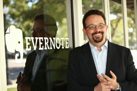 How Evernote will become a full-fledged collaboration platform - CITEworld | Peer2Politics | Scoop.it