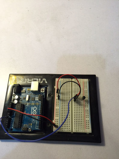 Arduino temperature sensor | Arduino, Netduino, Rasperry Pi! | Scoop.it