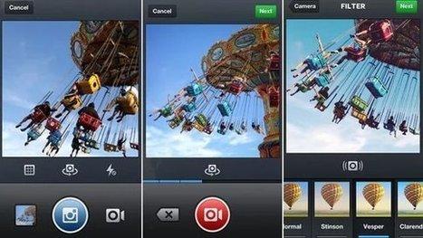 Die Top 5 Instagram Trends für 2015 - Brandwatch | Marketing with Instagram | Scoop.it