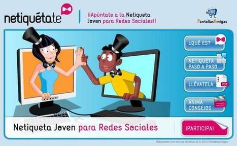 Por una mejor Internet apúntate a la Netiquétate | Educación con Innovación | Scoop.it