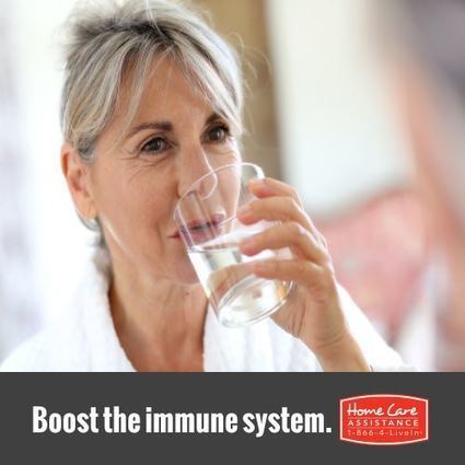 Elderly Immune Boosting Tips | Home Care Assistance of Jacksonville | Scoop.it