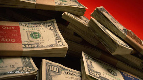 Americans take to hiding cash as trust in government and banks deteriorate   Entreprenuerial Success   Scoop.it