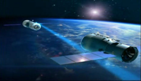 China Succeeds in First Space Docking by 2 Spaceships | Shenzhou 8 & Tiangong 1 | China & Space Station, Human Spaceflight | Space.com | Creating the Future | Scoop.it