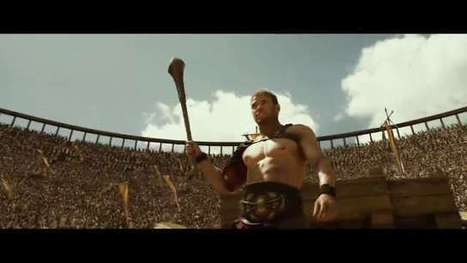 Movie review: 'Hercules' is far from legendary - Asheville Citizen-Times | Movies | Scoop.it