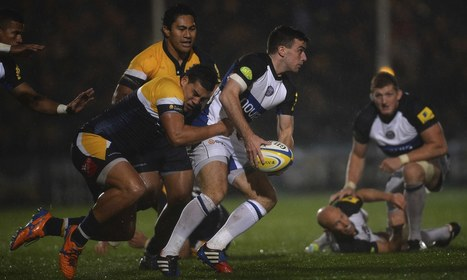 Worcester 6-21 Bath   Premiership match report   'Rugby Shorts'   Scoop.it