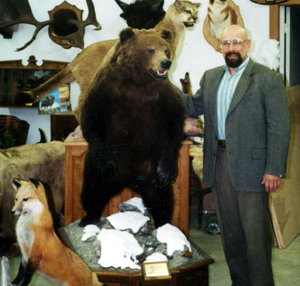 How to choose a Taxidermist? | Taxidermy project | Scoop.it