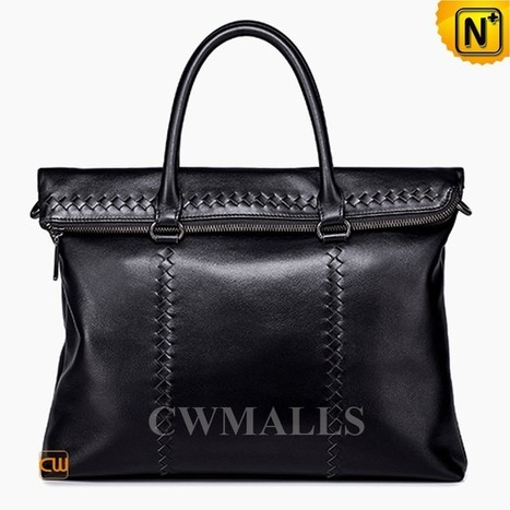 CWMALLS® Handmade Vintage Leather Briefcase CW906335   Mens Business Bags   Scoop.it