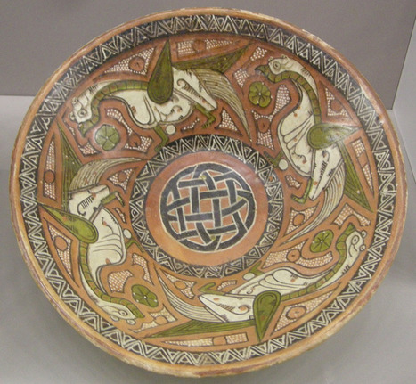 Pottery, Metalwork, and Wood - Later Islamic Art | Arte Islámico | Scoop.it