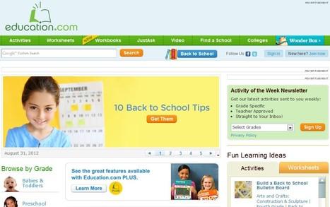 Education.com | An Education & Child Development Site for Parents | Parenting & Educational Resource | Al calor del Caribe | Scoop.it