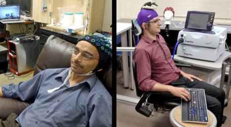 Toisen ihmisen aivot ohjailivat kokeessa koehenkilön kättä | Psykologia, sen tutkimus ja soveltaminen | Scoop.it