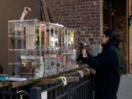 Little Free Libraries Take Manhattan! | Knowledge Brokering | Scoop.it