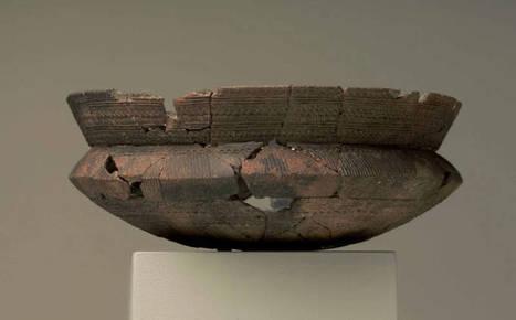 ESPAGNE : Una cazuela campaniforme de Fuencaliente, pieza del mes en el Museo Numantino | World Neolithic | Scoop.it
