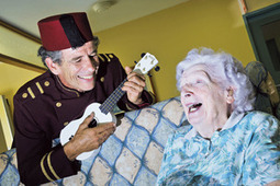 A little laughter is good medicine for Kitty - The Maitland Mercury | Health and Ageing | Scoop.it