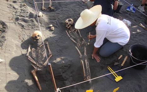 Découverte de squelettes d'esclaves à Saint-Paul | GenealoNet | Scoop.it
