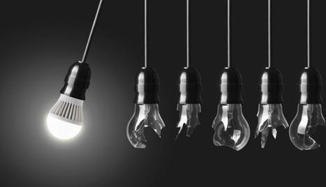 ¿Qué es eso de la innovación disruptiva? - wellcommunity | Educacion, ecologia y TIC | Scoop.it