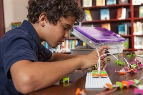 "Is ""Maker"" Education Ready to Go 1-to-1? - EDWEEK 