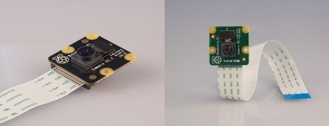 Raspberry Pi Gets Two New 8-Megapixel Camera Board Add-on; Retails For RM105 | Raspberry Pi | Scoop.it