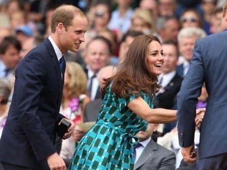 Kate Middleton Vs Victoria Beckham At Wimbledon Finals   Fashion Style   Scoop.it