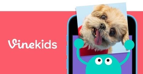 Vine Introduces Vine Kids | MarketingHits | Scoop.it