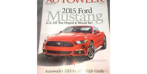 2015 Ford Mustang images leaked | AllOnAuto.com | New Cars and Bikes in India | allonauto.com | Scoop.it