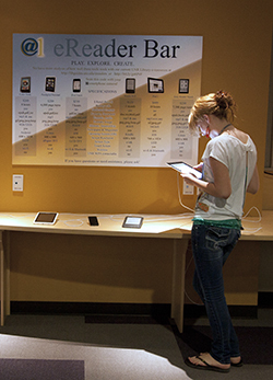 E-reader Bar Opens in @One « Mathewson-IGT Knowledge Center News | SocialLibrary | Scoop.it
