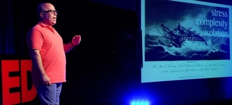 EQ on TEDx: Meaning and Connection from the Brink of Chaos - | THE MENTAL GAME | Scoop.it