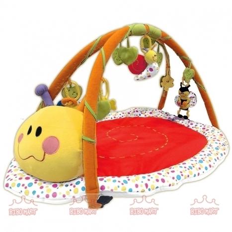 Thảm chơi hình con bọ LB-622513 - Bé chơi mà học | Giường tầng trẻ em 3 tầng Acme Furniture | Scoop.it