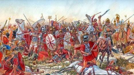 Bailén, en pie de guerra por la batalla de Baecula | LVDVS CHIRONIS 3.0 | Scoop.it